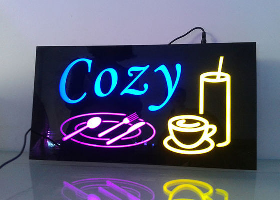 China 2835 SMD LED Neon Signs / Personalized Neon Signs Excellent Weather Resistance supplier