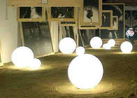 China Wedding Party Outdoor LED Ball / LED Color Changing Ball For Garden Decoration factory