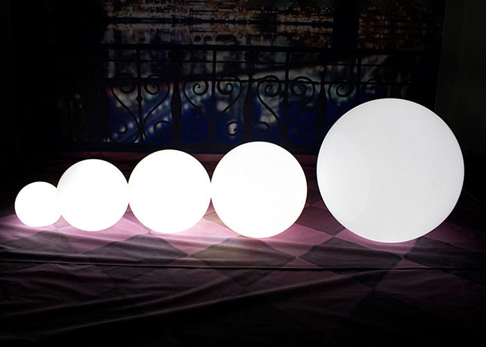 Outdoor Ball Lights Part - 19: Small Shiny Outdoor LED Ball - Large Garden Ball Lights Wireless And  Shockproof