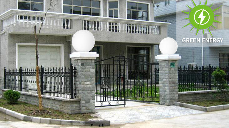 China Waterproof Solar LED Ball Outdoor Ball Lights Eco - Friendly Material supplier & Waterproof Solar LED Ball Outdoor Ball Lights Eco - Friendly Material
