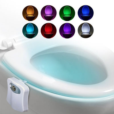 Motion Sensor LED Night Light / Motion Activated Toilet Night For Bathroom