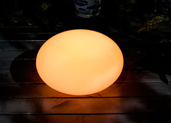 Floating Outdoor LED Ball Multi Color Changing Through Remote Controller