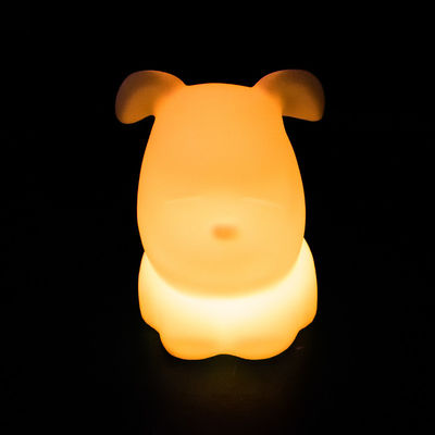 Cute Dog Shape Animal LED Night Light Lighting / Childrens Night Light For Living Room