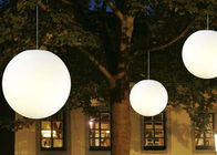 Hang - Up Illuminated Outdoor LED Ball Multi Color With Rechargeable