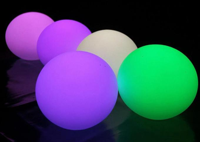 50 - 60 Hz Frequency Floating LED Balls High Efficient With Energy Saving